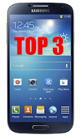 TOP 3 best features of the Samsung Galaxy S4