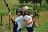 Girls with guns
