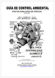 guía de control ambiental-sensibilidad química múltiple