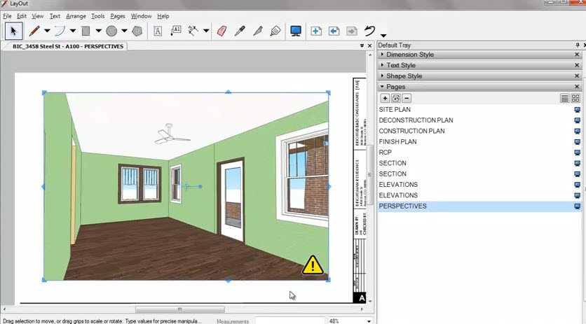 Architecture and design program sketchup workflow for for Architectural design with sketchup