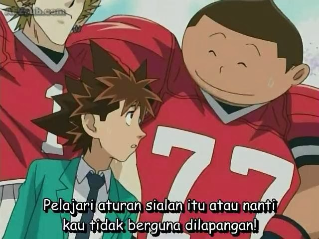 Free download film eyeshield 21 subtitle indonesia full episode