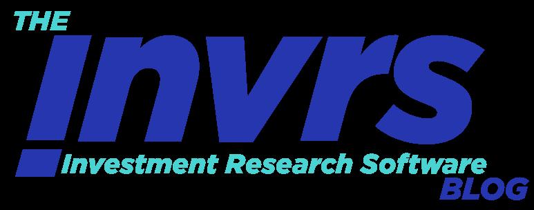 The INVRS Blog
