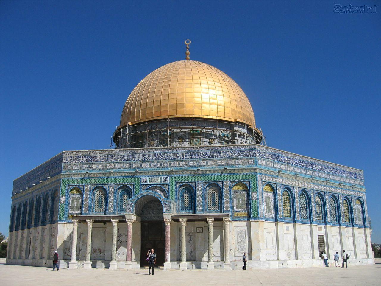 Masjid Al_Aqsha Yerusalem