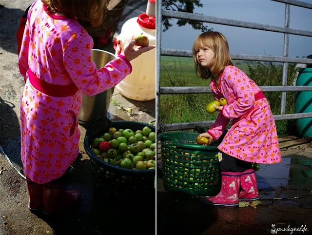 lillestoff Kinderstoff aus GOTS Biostoff