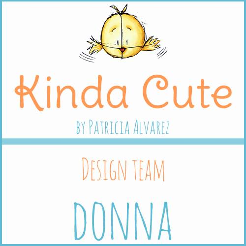 I Design for Kinda Cute by Patricia Alvarez