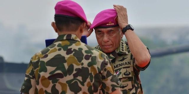Tolak permintaan maaf soal PKI, Menhan tak takut intervensi asing