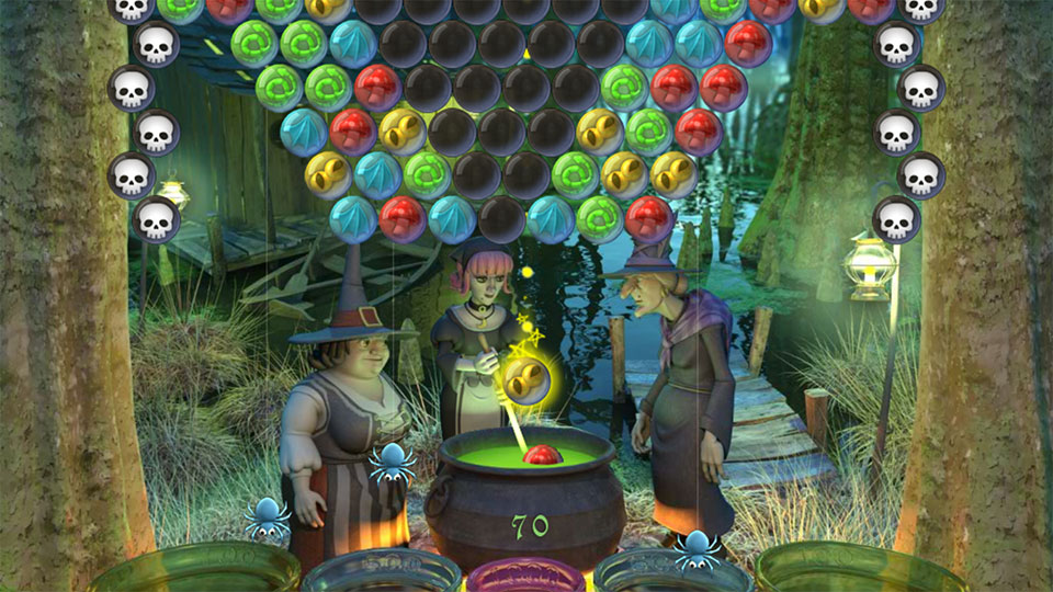 Bubble Witch Saga Para Pc