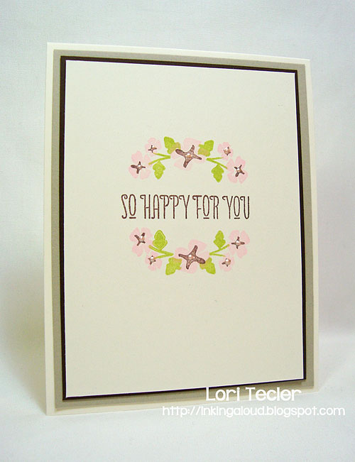 So Happy for You-designed by Lori Tecler-Inking Aloud-stamps from WPlus9