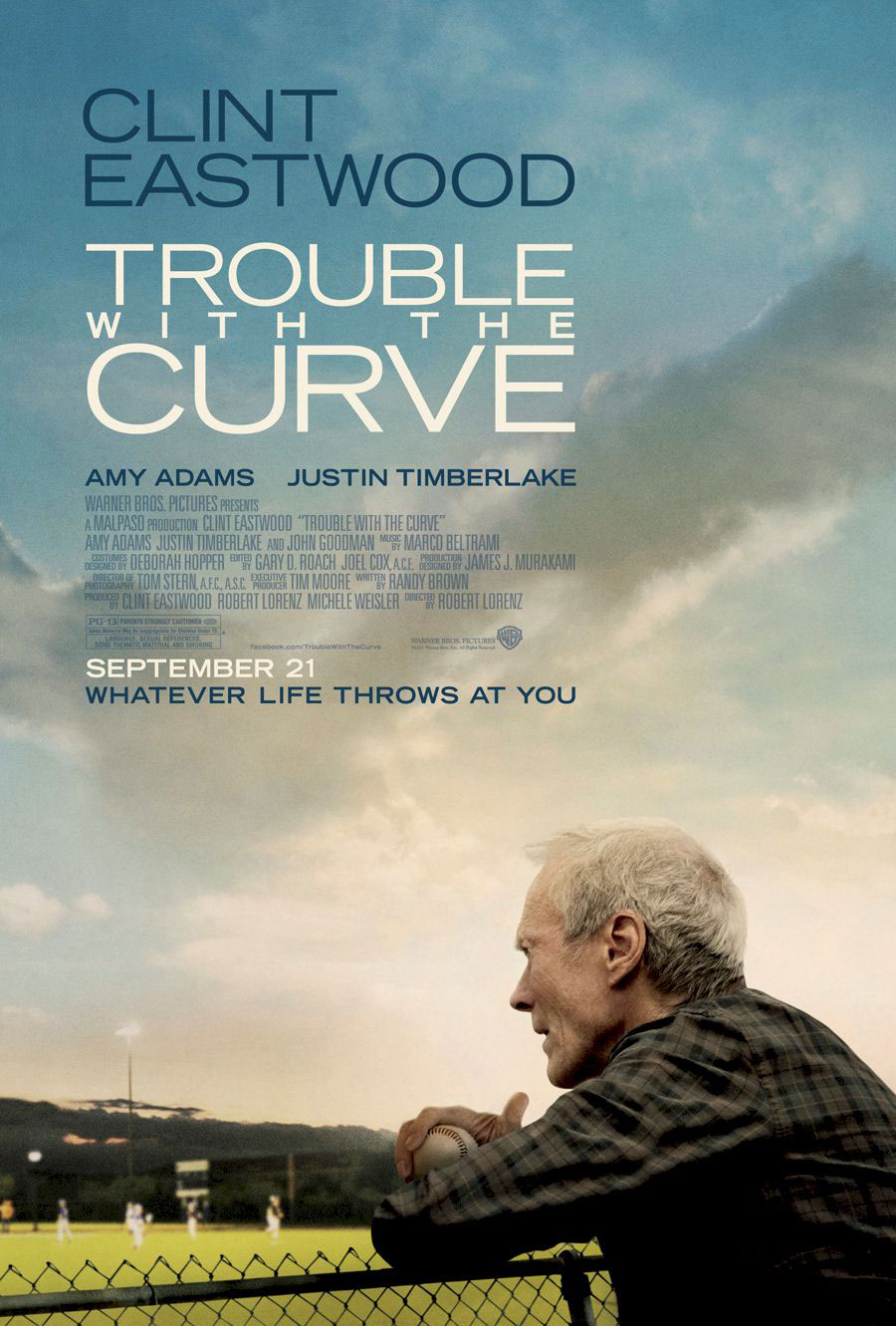 Watch Trouble with the Curve Movie Online Free 2012
