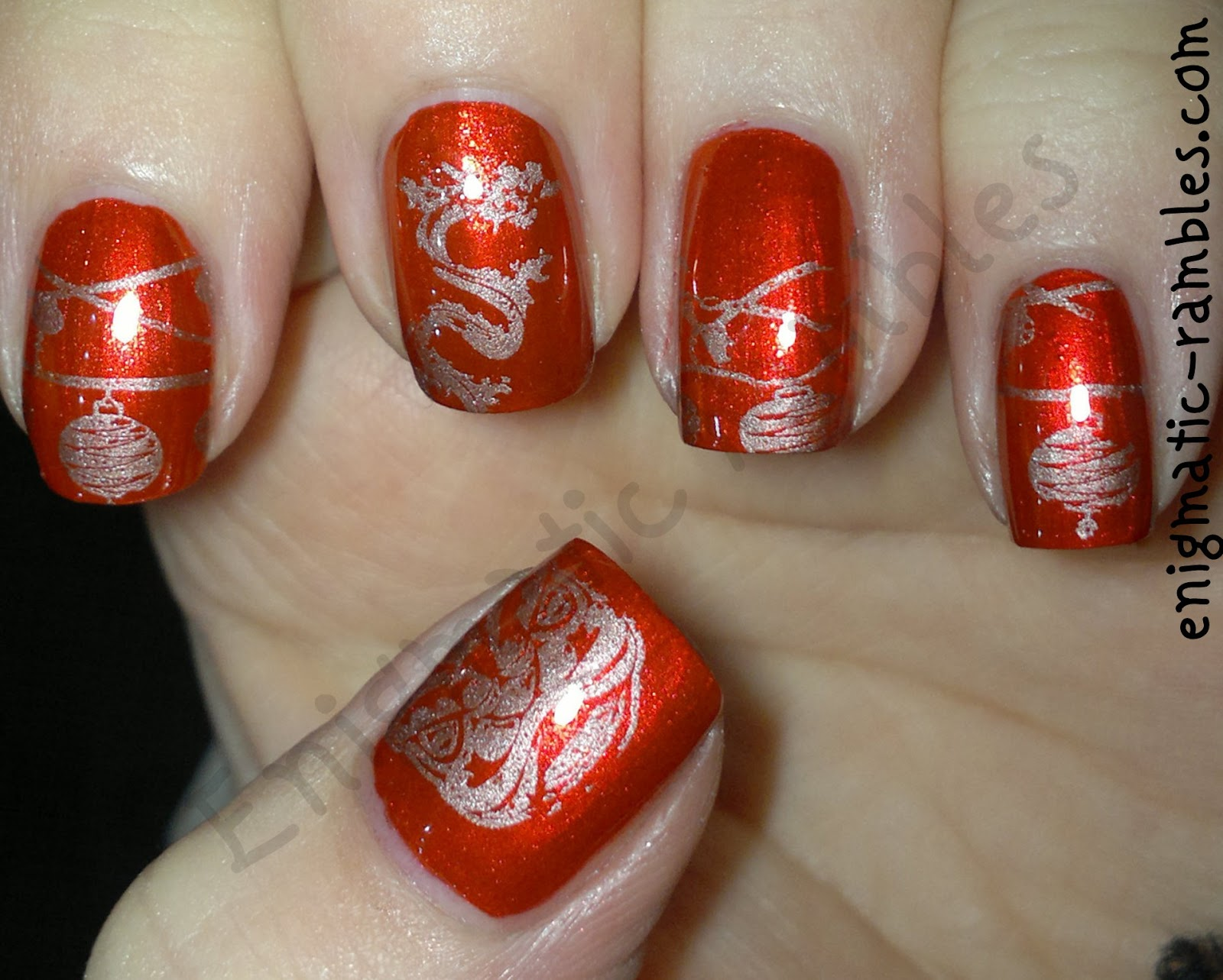 chinese-new-year-nails-nail-art-stamped-horse-bundle-monster-holiday-collection-H15-BMH15-nails-inc-george-asda