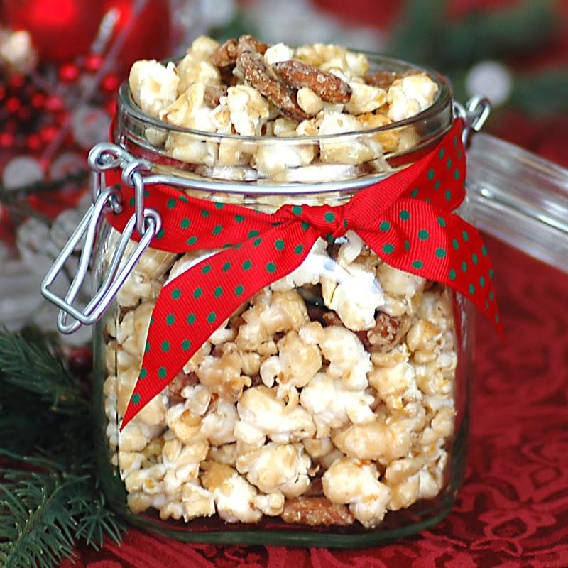 Caramel Corn - A Delicious Gift!