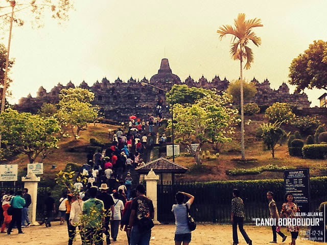 Foto-Foto Candi Borobudur