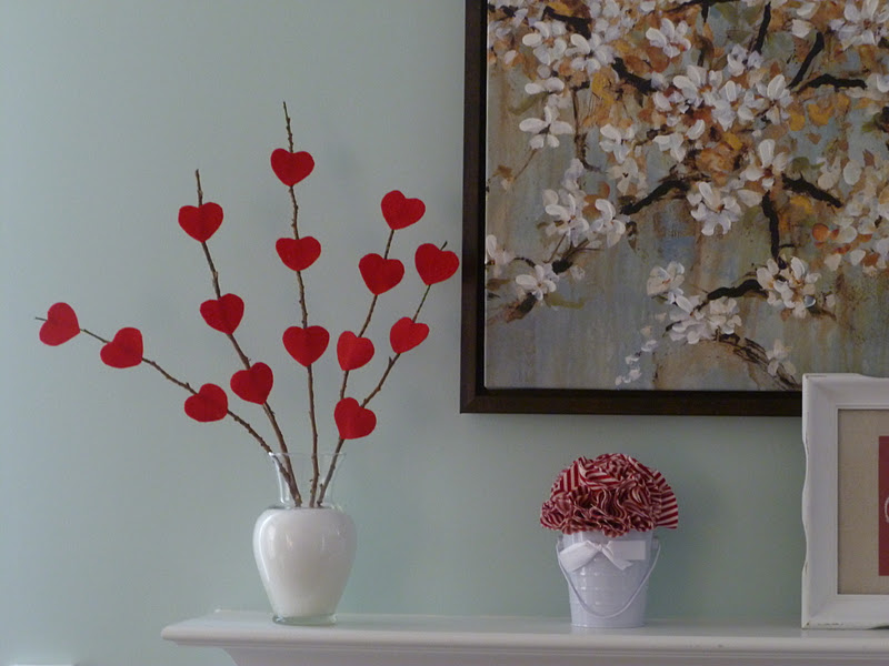 Only From Scratch How To Valentine Heart Tree