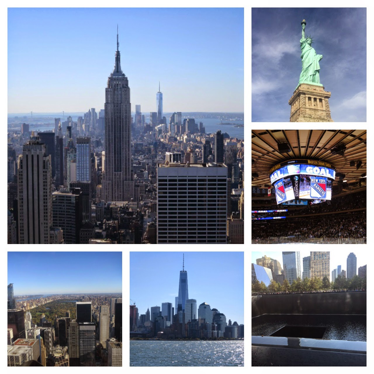 7 days in New York