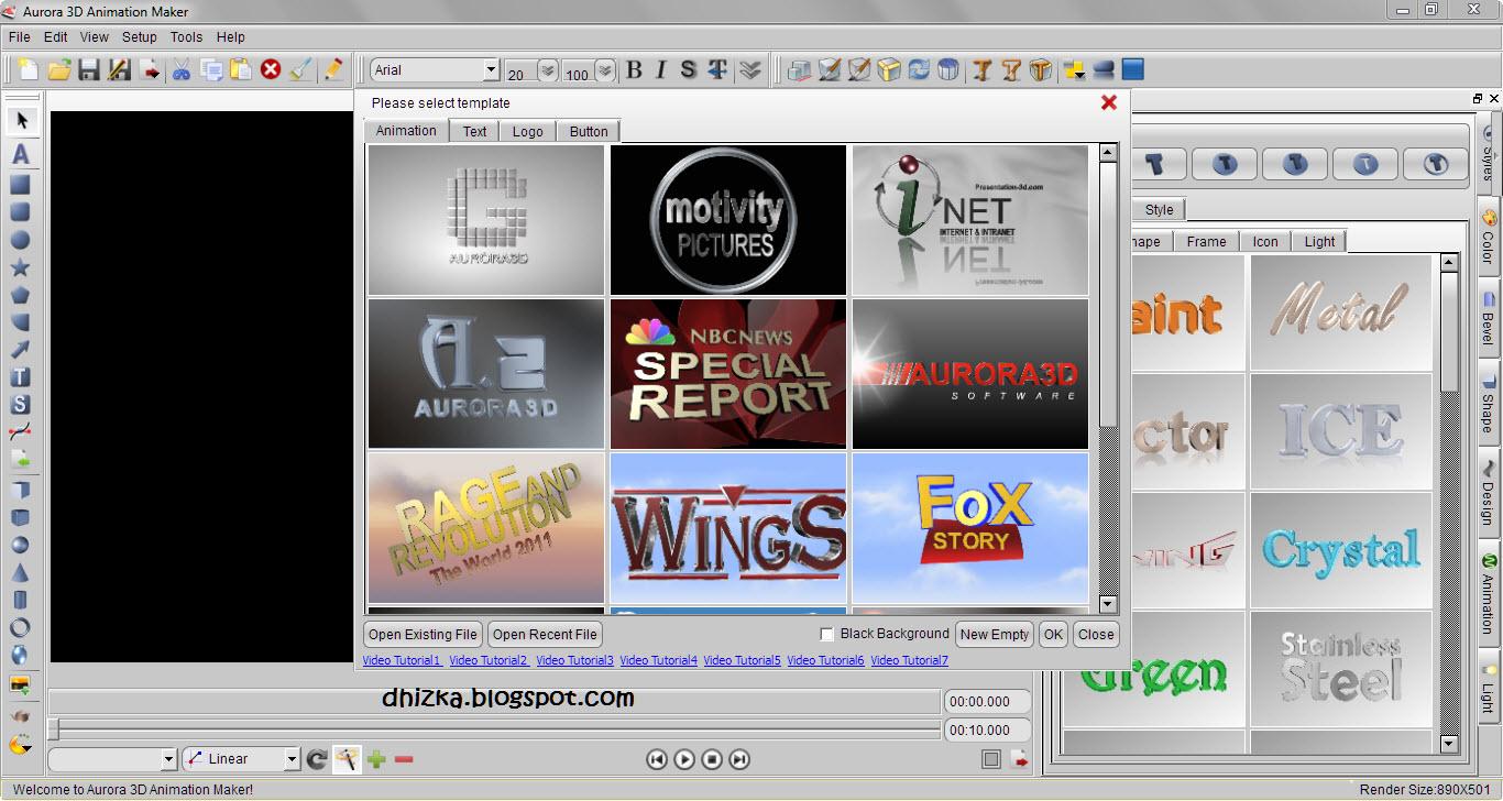 Aurora 3d animation maker 11 10282226 crack keygen 3d animation maker