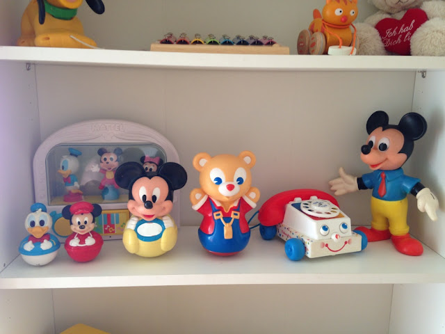 telephone-fisher-price-pouet-mickey-vintage