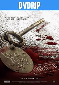 Wrong Turn 6: Last Resort DVDRip Subtitulado 2014