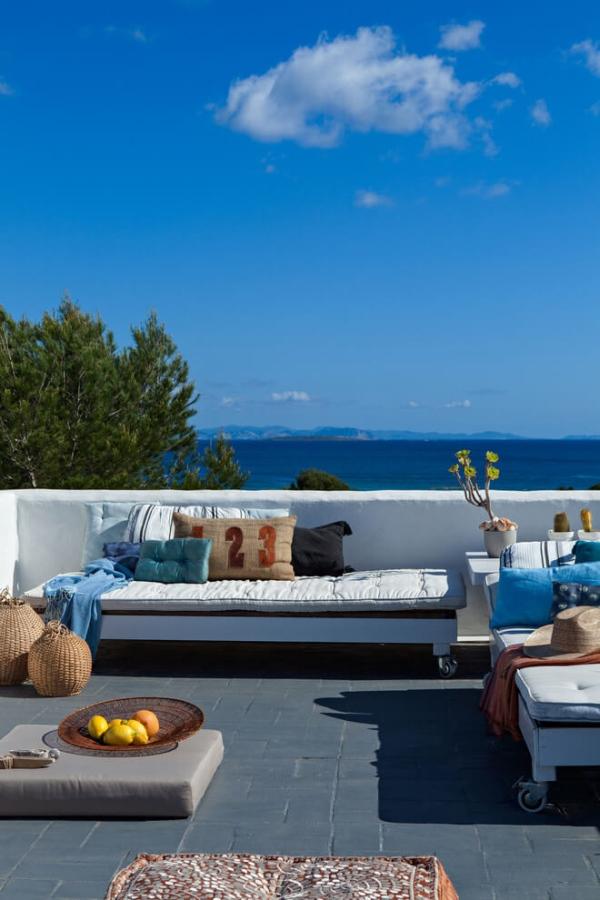 Case al mare tra sogni e interior design spazi fluidi for Oggetti per arredare casa al mare