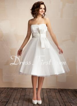 Dreaming Wedding Dress 64 Superb I love the bow