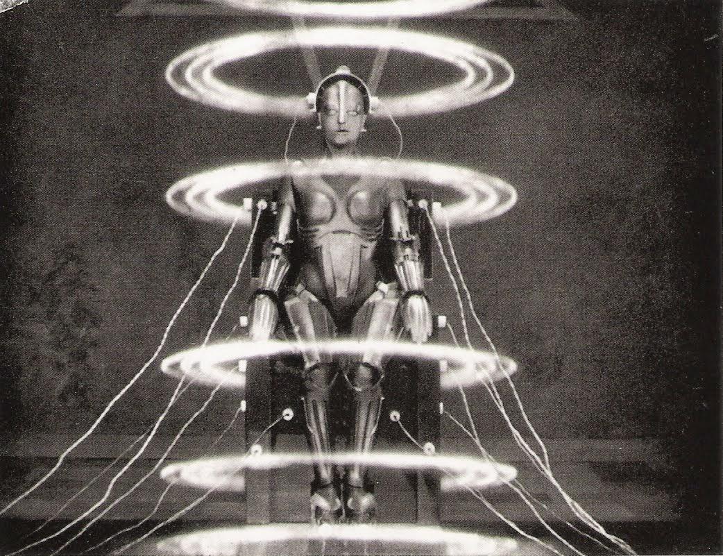"""Cena do filme """"Metropolis"""""""