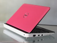 Netbook Dell Mini 1012 Bekas