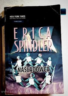 """""""Naśladowca""""- Erica Spindler"""