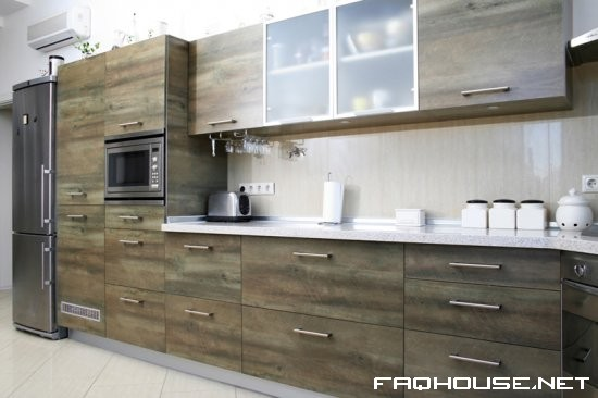 Various forms of kitchen literature architecture for Single line kitchen designs