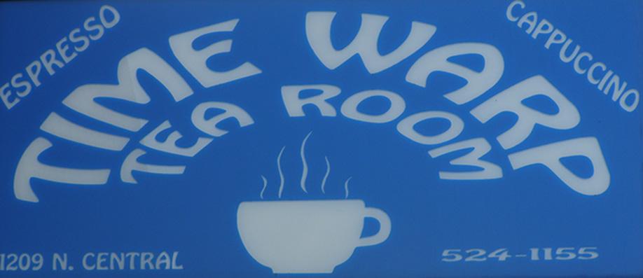 Time Warp Tea Room
