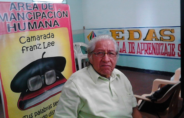 EL  BOLIVIANO DEL SUR DEL  LAGO: ERNESTO CHAVEZ