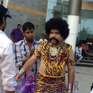 Powerstar Srinivasan still