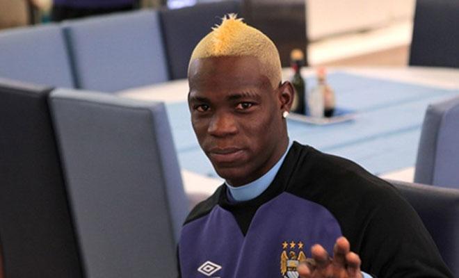 Así ha cambiado de 'look' Mario Balotelli…