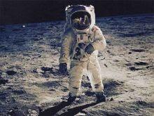 chegada homem a lua