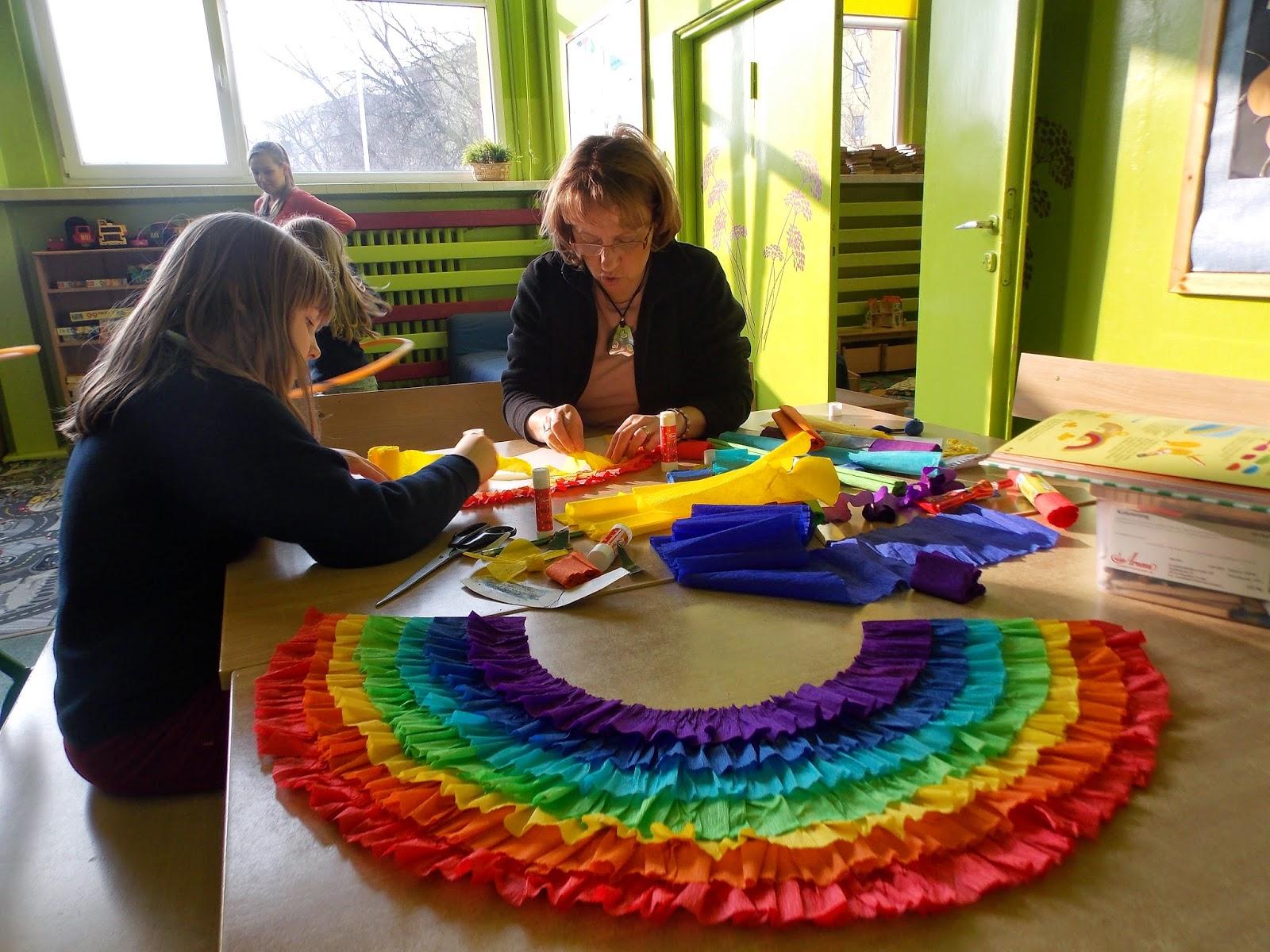 Wiosenne Dekoracje Dla Dzieci Bijzonderjezelf
