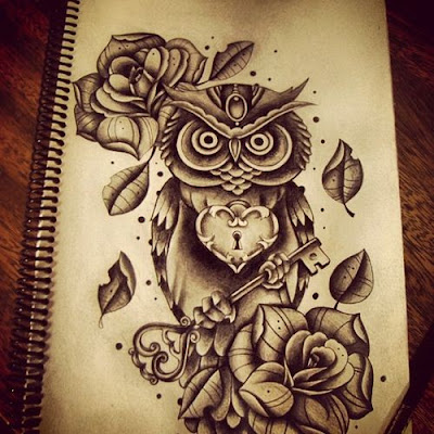 Amazing Tattoo Drawings Tumblr