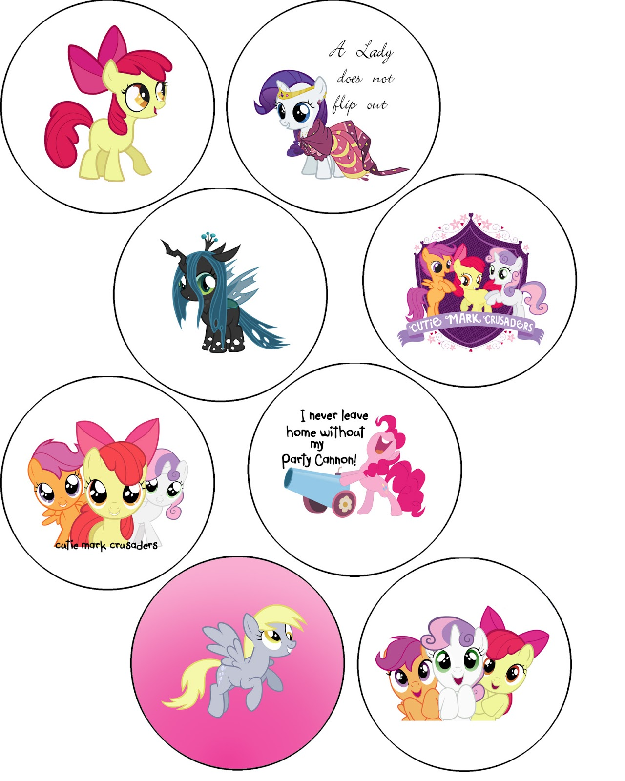 My little pony birthday party coloring pages - My Little Pony Birthday Party Coloring Pages 15