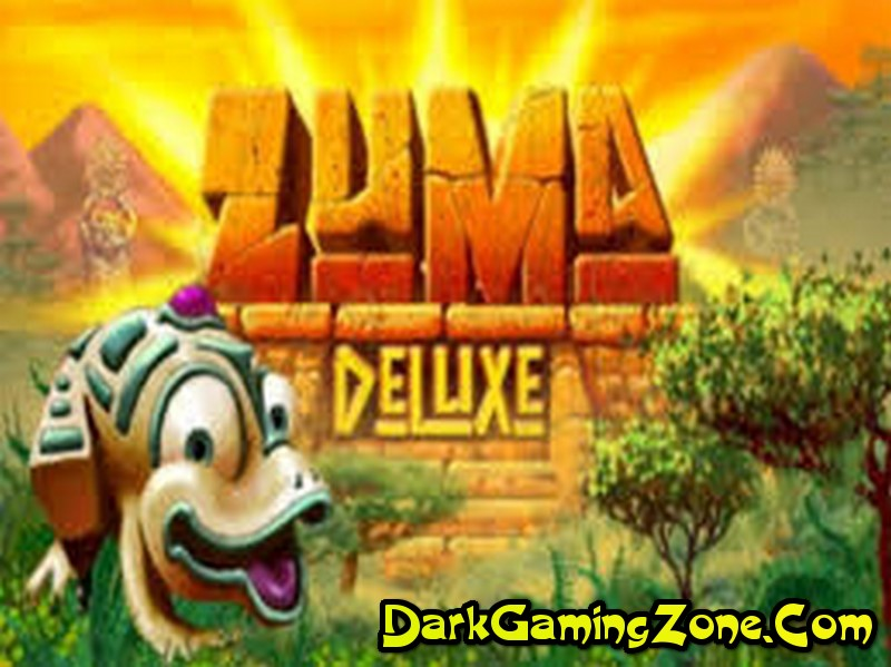 Zuma Deluxe PC Game - Free Download Full Version