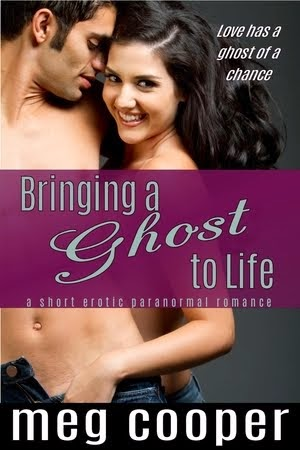 Bringing a Ghost to Life by Meg Cooper