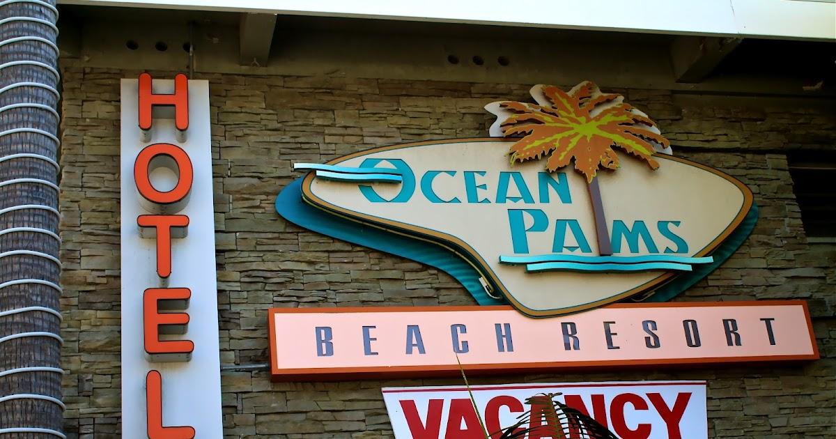 Ocean Plams Beach Resort