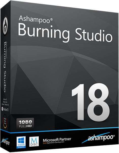 Ashampoo Burning Studio 2017 + Serial