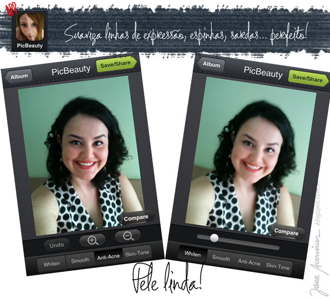 iphone,picbeauty, dica da Jana, blogger, blogueira, joinville, app