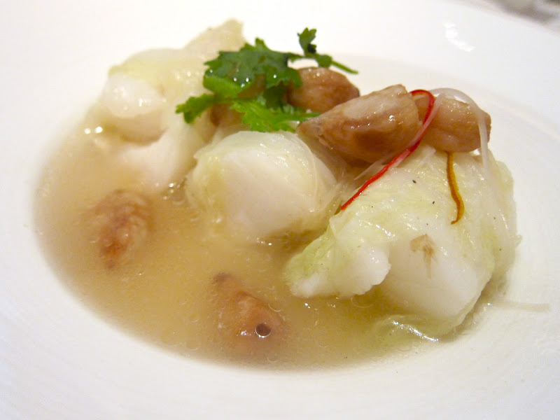 Sharing all the good eats in singapore yan ting weekend for Cod fish in chinese
