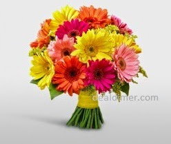 Flower Bouquet + Rs. 50 FlaBerry Credits