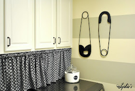 Sophia 39 s laundry room reveal for Laundry room decor accessories
