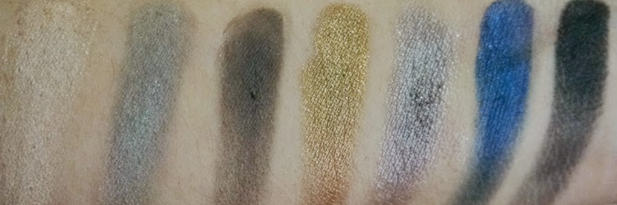 Lorac Skinny Palette in Navy