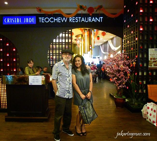 Restaurante Crystal Jade en Yakarta