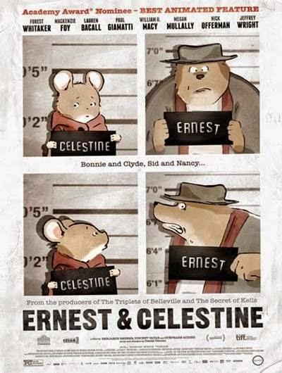 Filme Ernest e Celestine