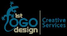 1st Logo Design