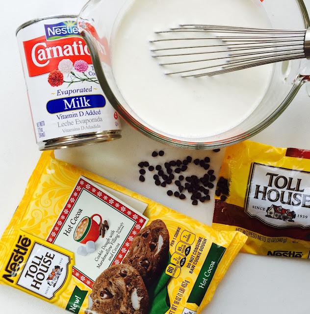 Nestle Hot Chocolate Complete Mix Sachets