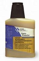 Sigma Protector - mleczko do pielęgnacji - konserwacji okien drewnianych