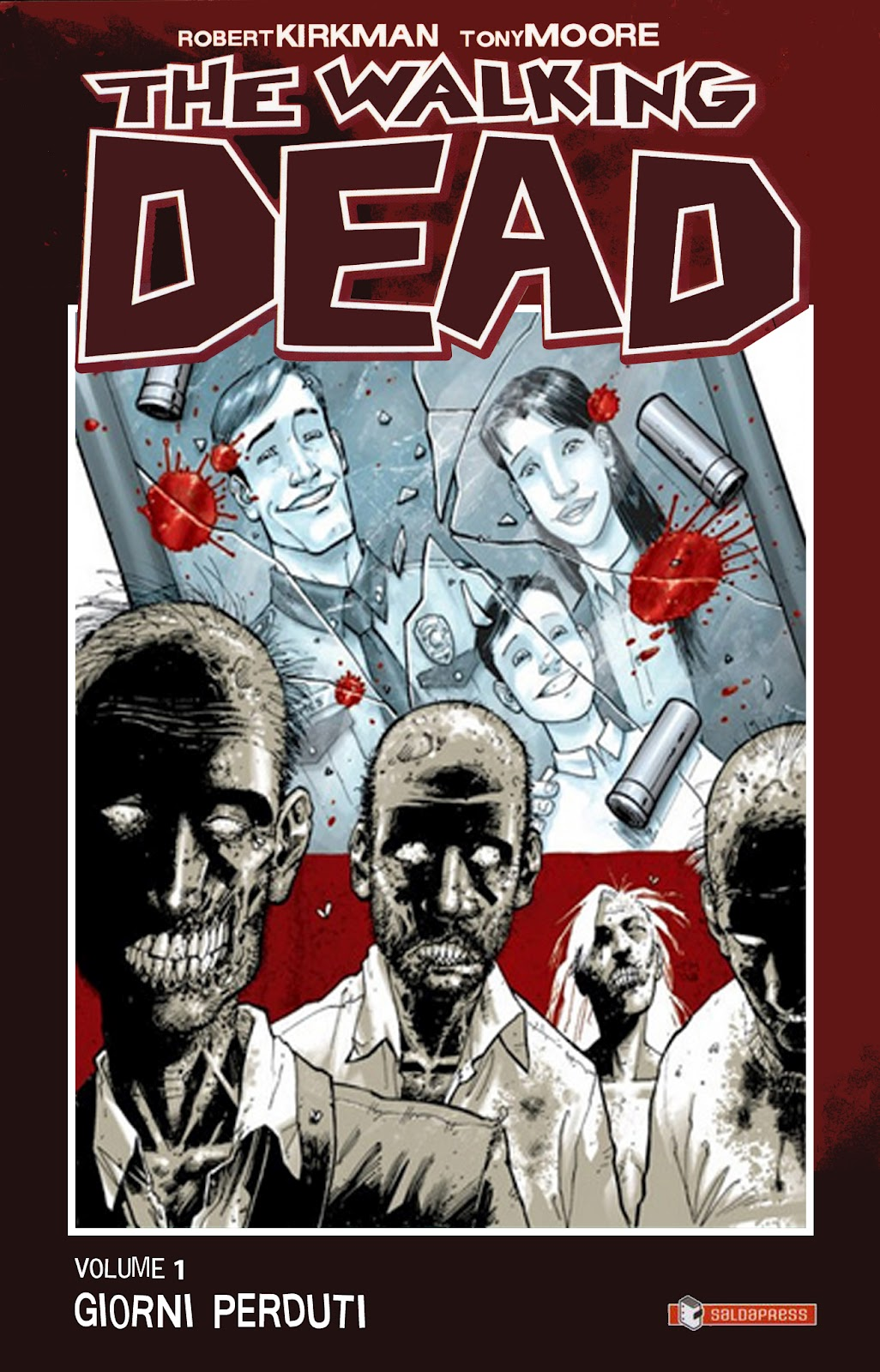 The Walking Dead Volume 3: Safety Behind Bars: Safety Behind Bars v. 3 Walking